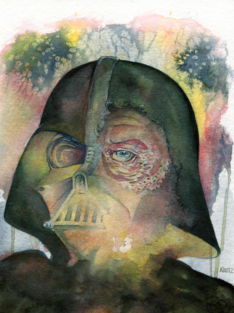 Darth Vader by MikeKretz