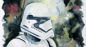 First Order Stormtrooper (WIP)