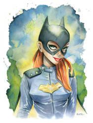 Batgirl by MikeKretz