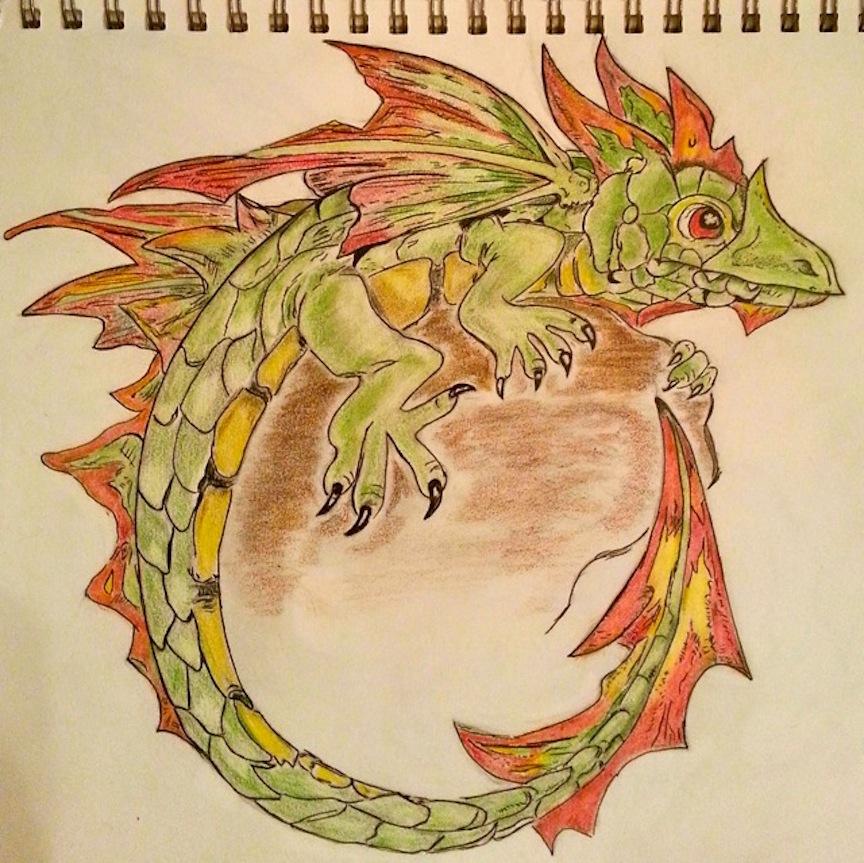 Battle Ready Beast Color Version by Darkendrama