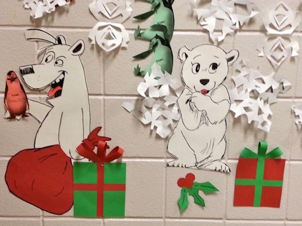 Polar Bear Fan Art by Darkendrama