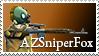 AZSniperFox Support Stamp by AZSniperFox