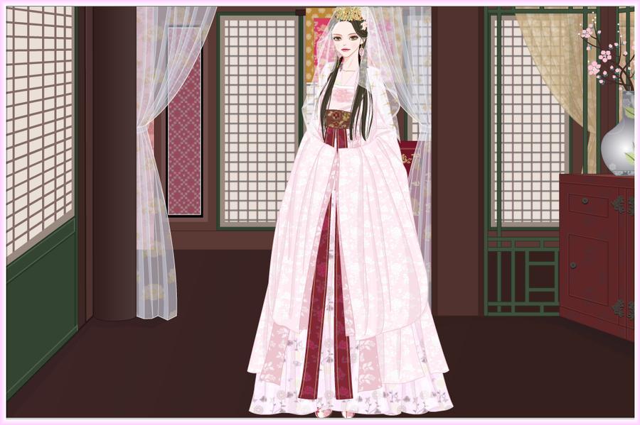Silla Princess S Wedding By Brandee Ssj Doll On Deviantart Modern Description Korean Dresses Is A Dress Up Game