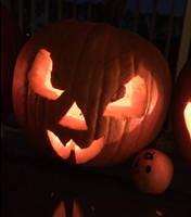 My Pumpkin Amd Raven
