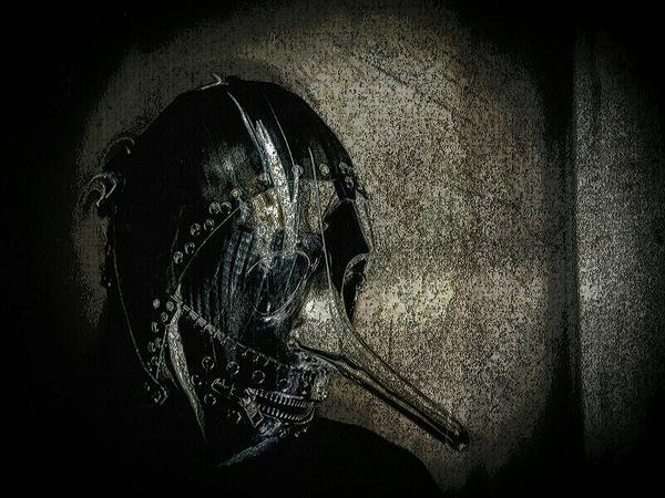 Slipknot Chris Fehn By ThiefLion222