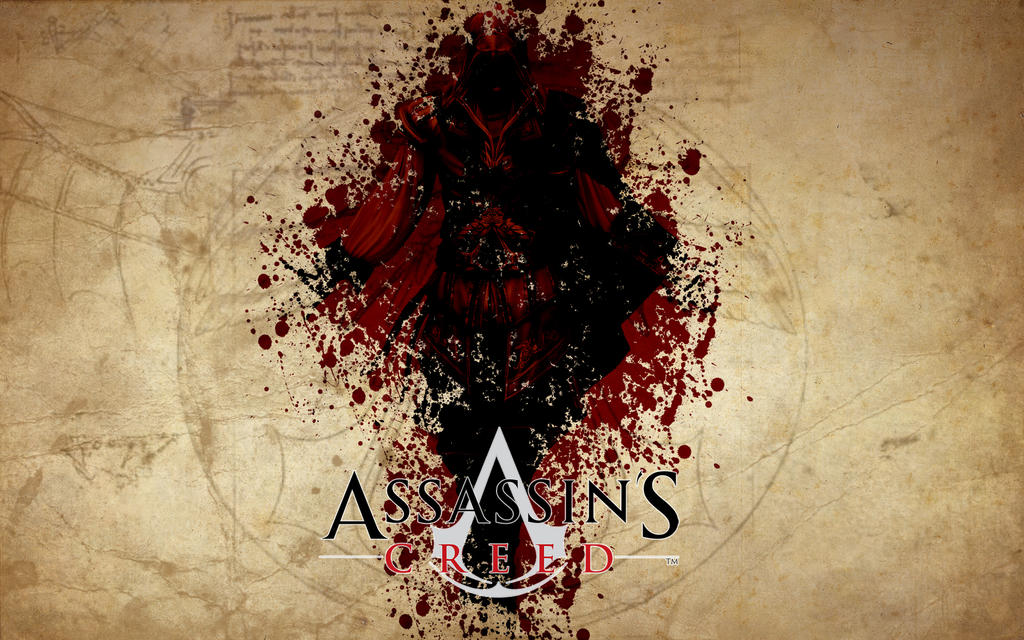 RunAwayPs 387 13 Assassins Creed 2 Wallpaper By XNh4cK