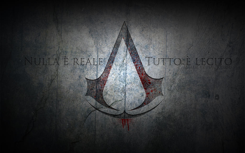 Assassins Creed Wallpaper By XNh4cK