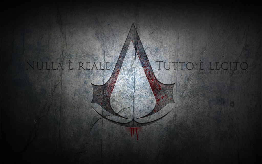 assassin s creed black flag logo hd wallpaper