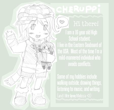 cheruppi's Profile Picture