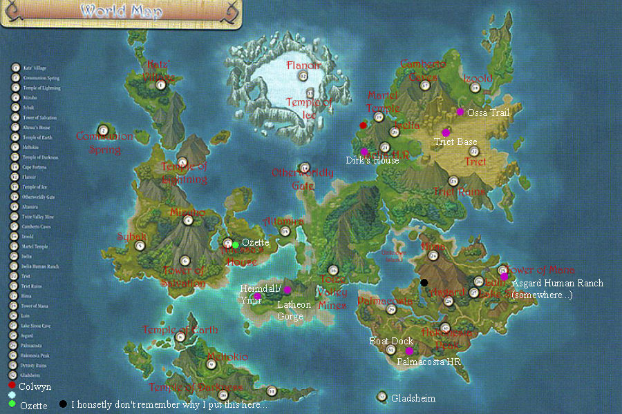 Aftertales World Map by deltadasher on DeviantArt on