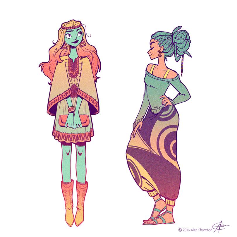 Women style #02 by AliceCha