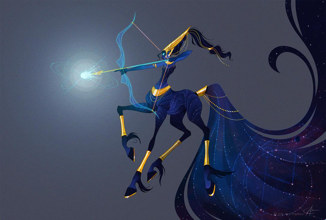 Sagittarius by AliceCha