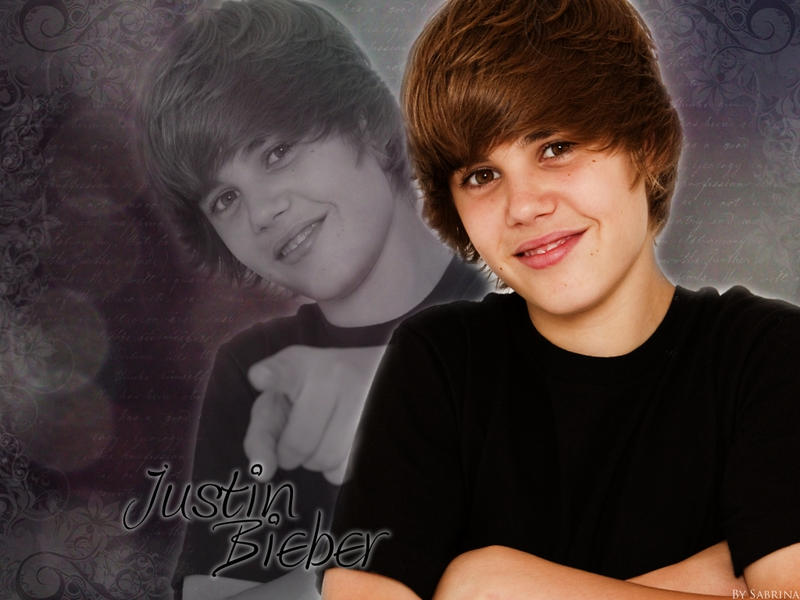 Justin Bieber Wallpaper 1 by Katara-Waterbender