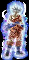 Goku Mastered Ultra Instinct in Whis Gi