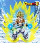 Gotenks Super Saiyan 2