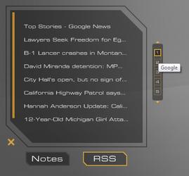 Deus Ex Feed Reader update