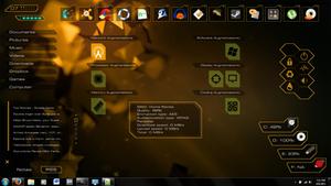 Deus Ex skin pack update - Augmentations