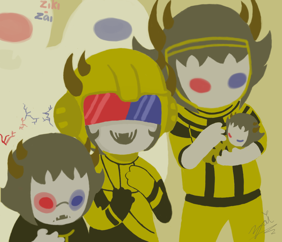 Homestuck Sollux And Mituna Homestuck - Sollux  Mituna and
