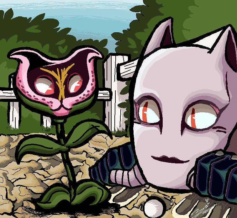 Stray Cat Shinobu Gif