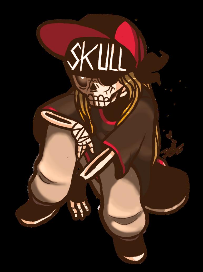 Random - DeathBoy by ziki-zai