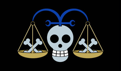 Balance Pirates Jolly Roger