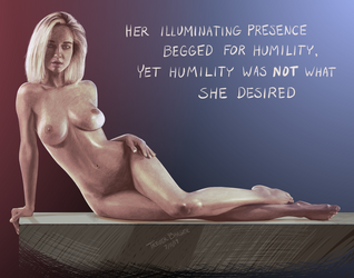 Shortchanged Humility by FleckoGold