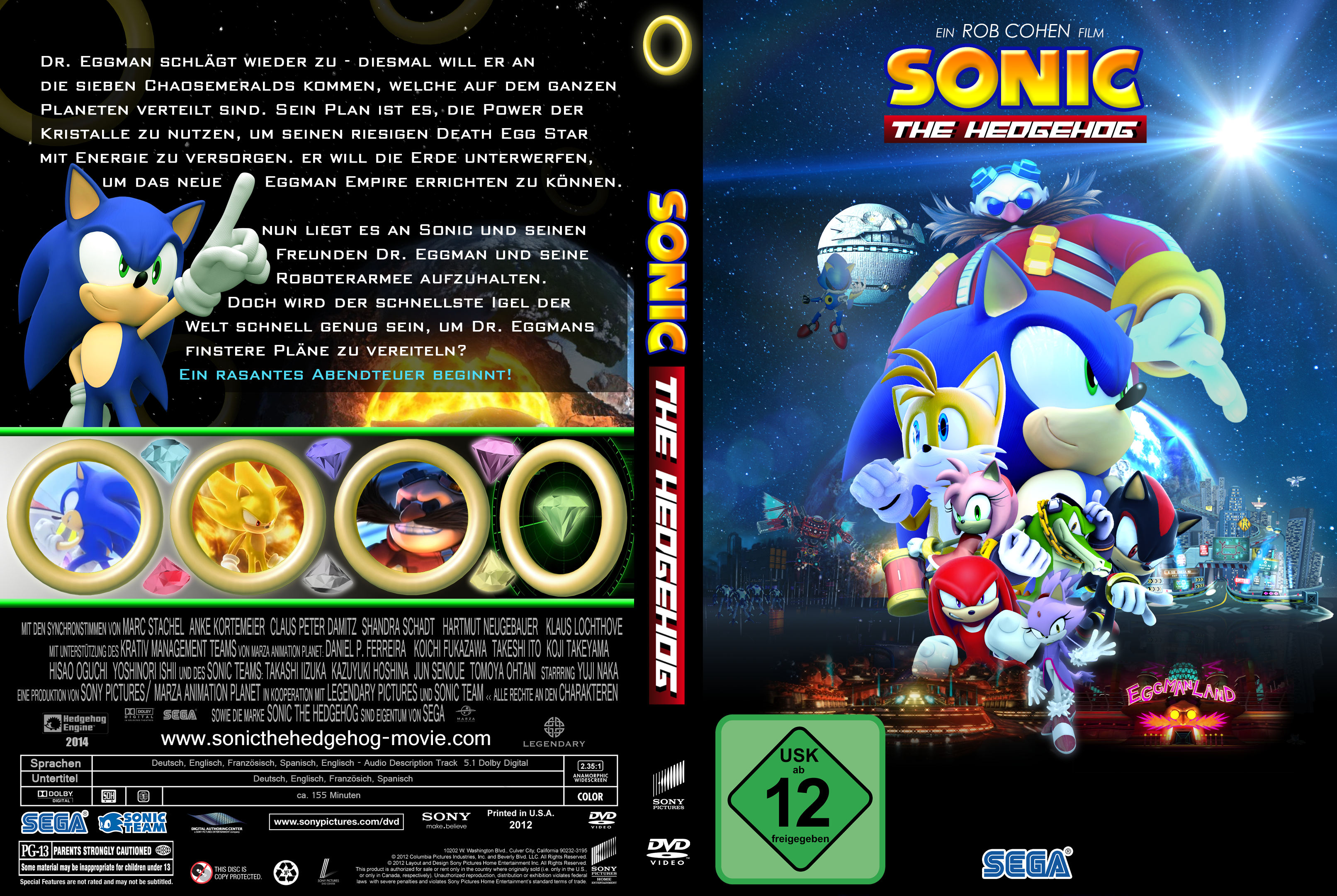 Sonic the hedgehog dvdrip download