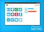 Windows Metro - Main Explorer