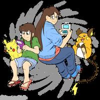 Pokemon Memories by ShinyStrawberry