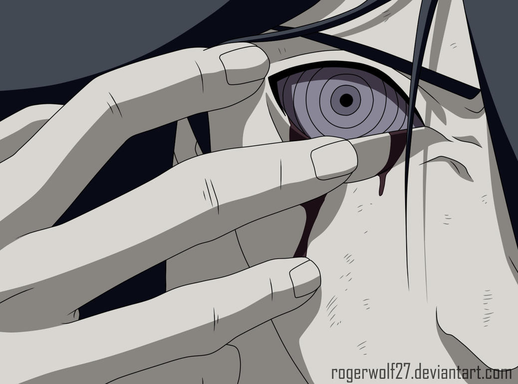 Madara Uchiha - Naruto 658 by rogerwolf27