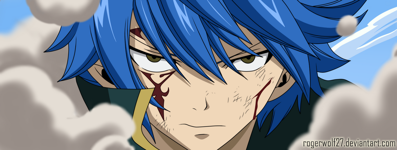 Jellal Fernandes - Fairy Tail 365 by rogerwolf27 on DeviantArt