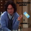 Apartment Pride by Violet55Black