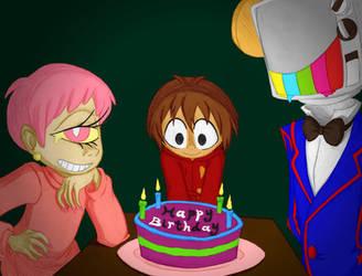 Happy Birthday Olafpriol! by Createss