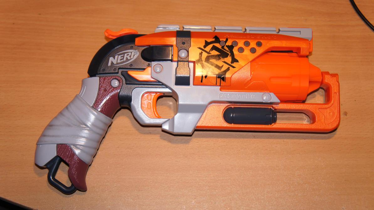New Nerf Guns 2015 Zombie Strike