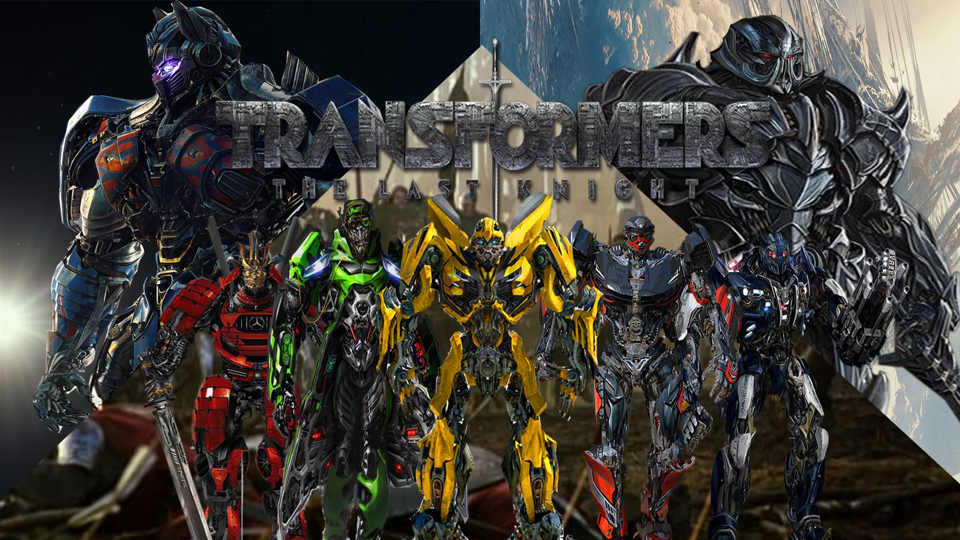 Transformers The Last Knight Wallpapers | HD Wallpapers