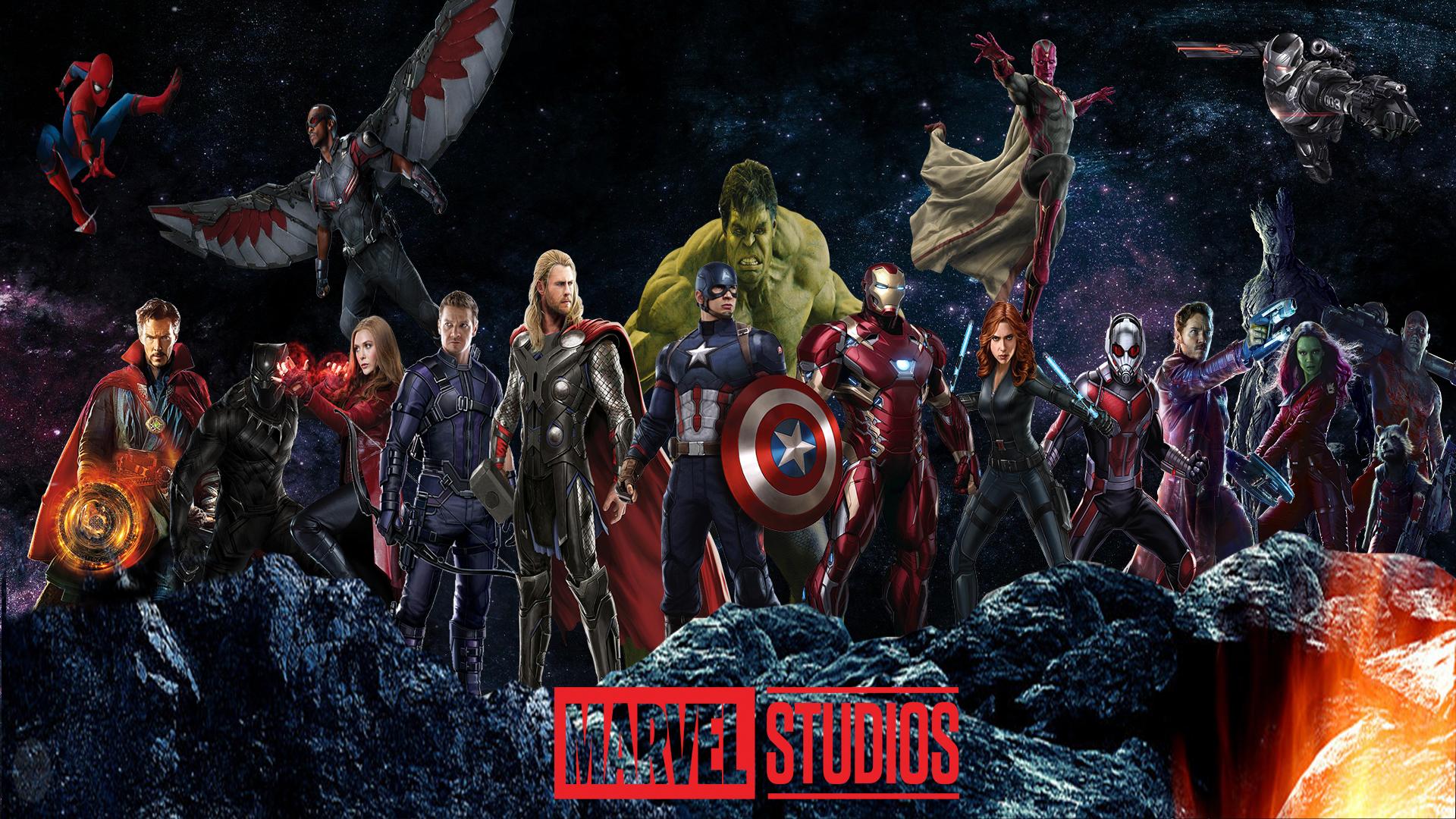 Marvel Cinematic Universe Wallpaper By The Dark Mamba 995