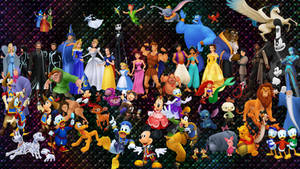 Kingdom Hearts Disney Worlds