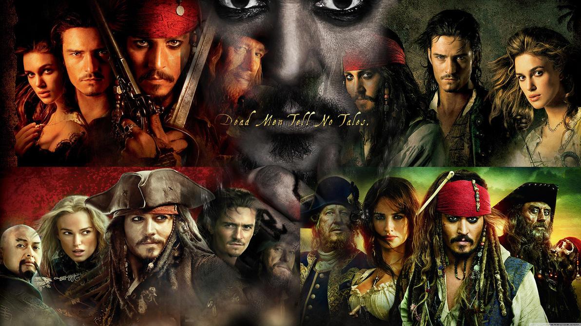 pirates of the caribbean 1-5 wallpaperthe-dark-mamba-995 on
