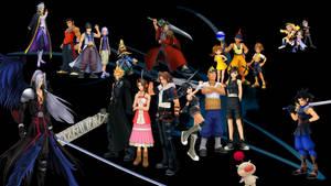 Kingdom Hearts: World of Final Fantasy