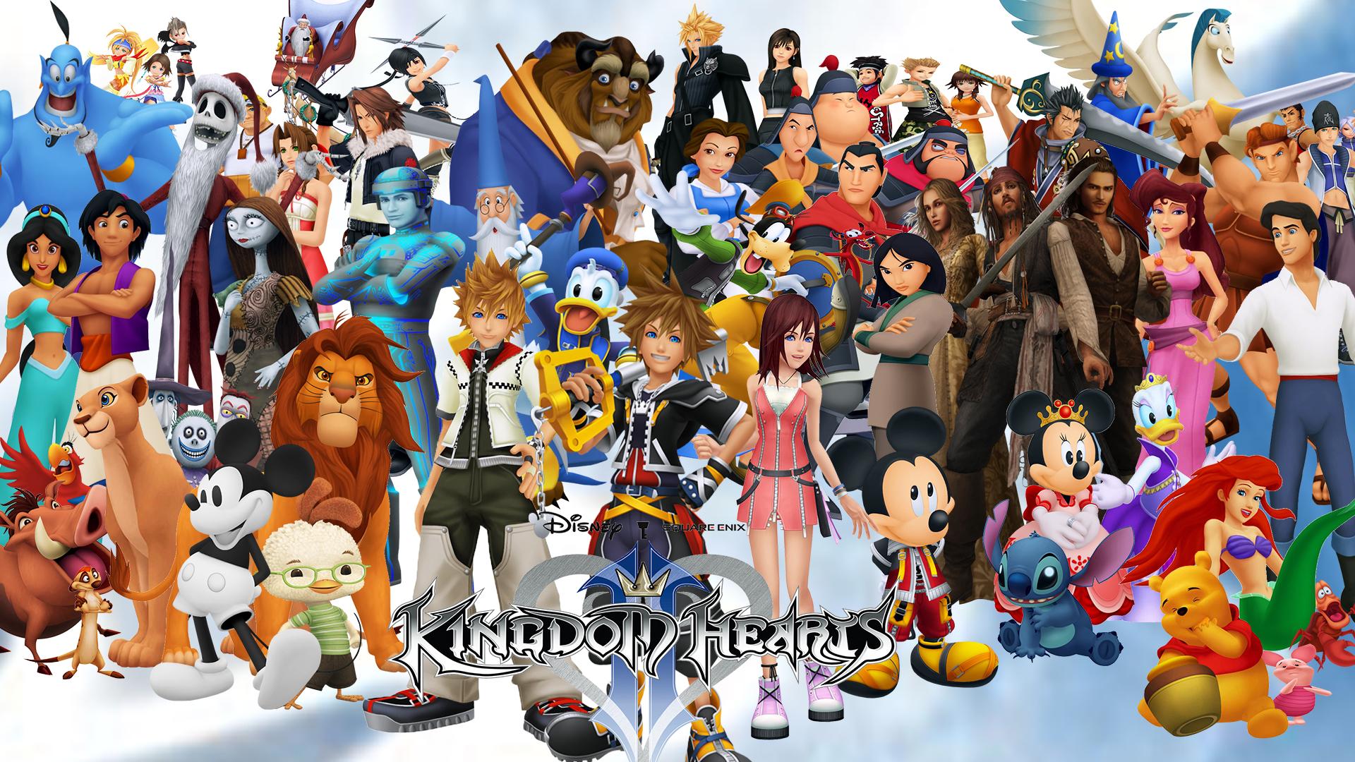 Kingdom Hearts II/III - Xigbar by Pharaohmones on DeviantArt