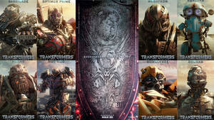 Transformers: The Last Knight Character Posters
