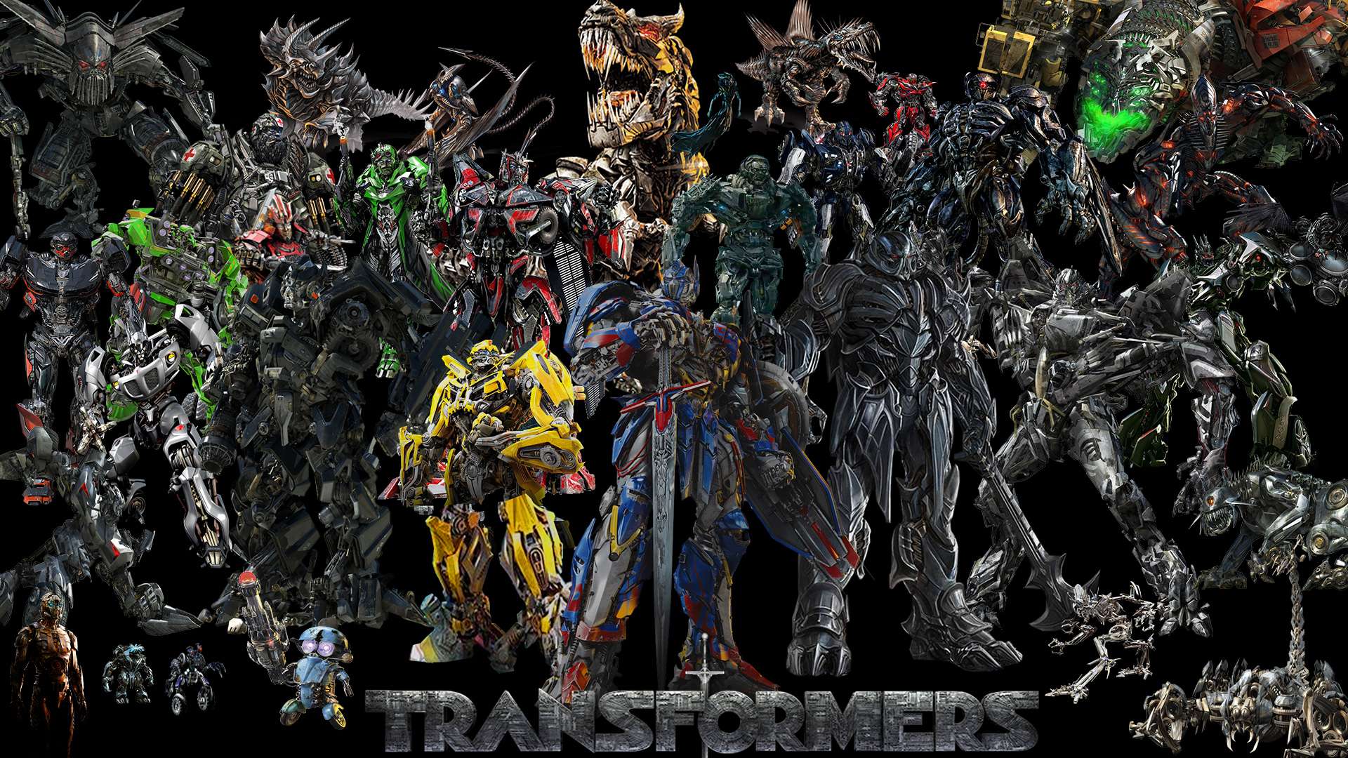 Transformers Cinematic Universe -10th anniversary by The