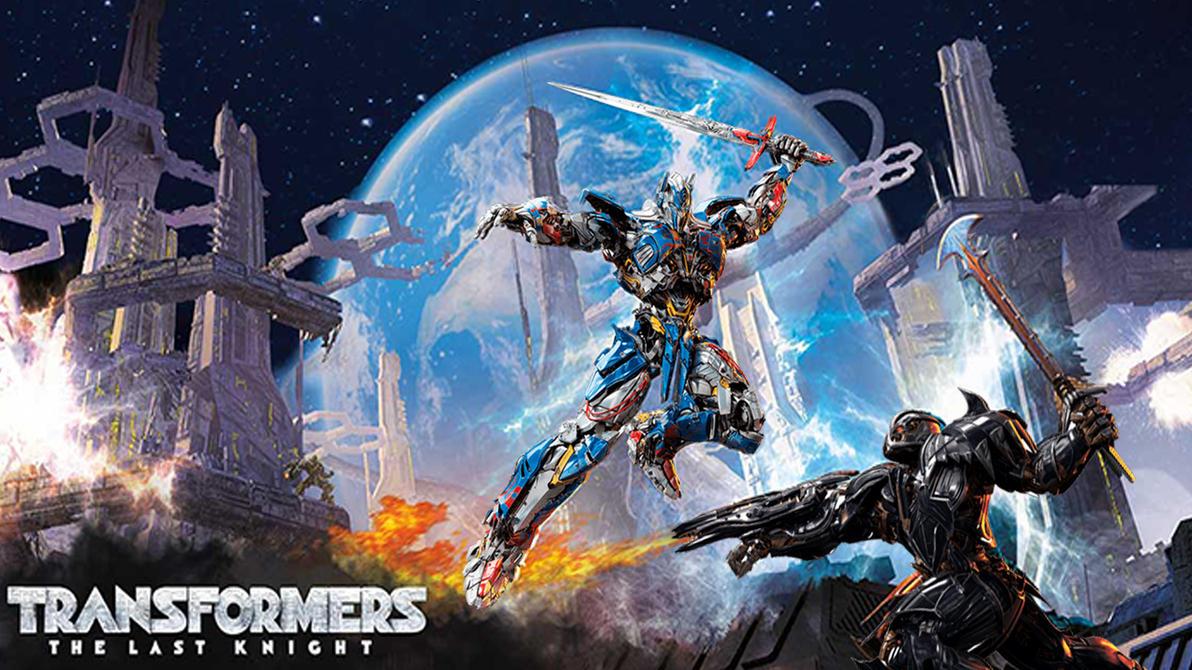 The Last Knight Optimus vs Megatron wallpaper by The-Dark ...