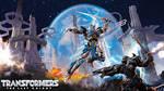The Last Knight Optimus vs Megatron wallpaper