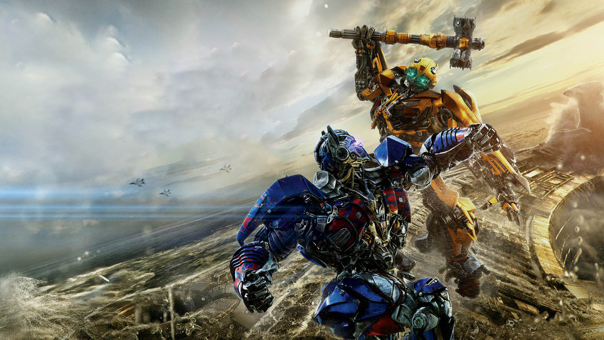 Transformers The Last Knight Wallpaper By Dark Mamba 995