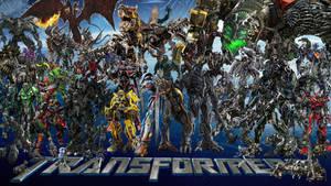 Transformers Cinematic Universe -10th anniversary