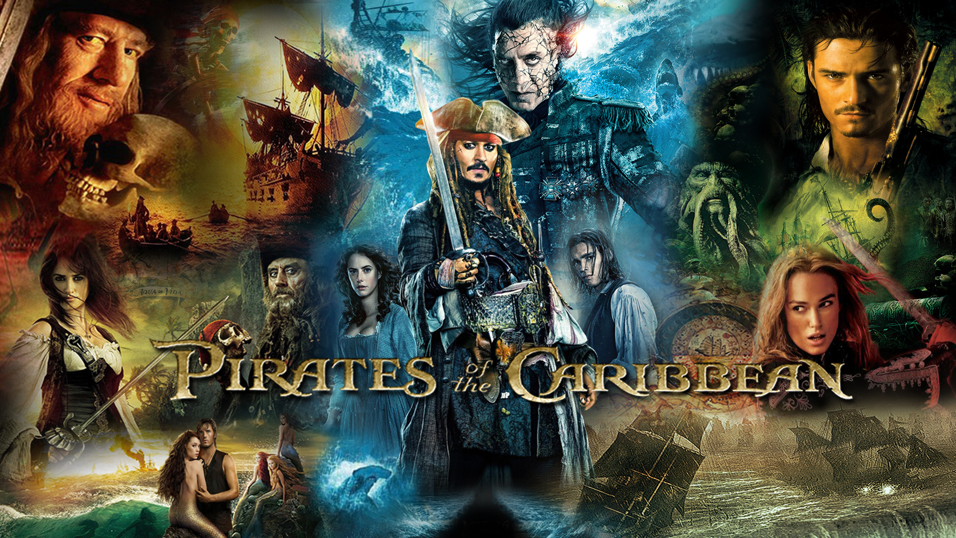 Pirates Of The Caribbean Wallpaper Tumblr
