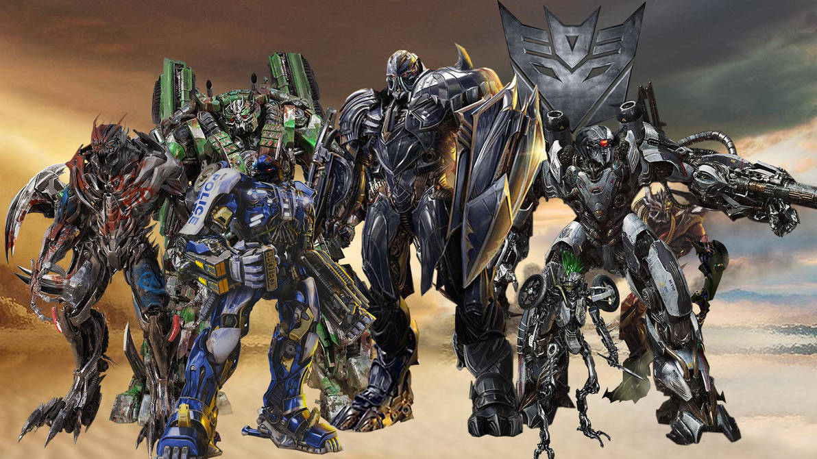 ad41e2519ef Transformers  The Last Knight Decepticons by The-Dark-Mamba-995 on ...