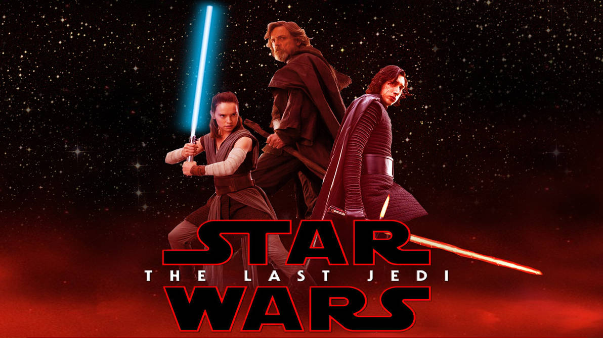 Star Wars The Last Jedi Wallpaper By Thekingblader995 On Deviantart