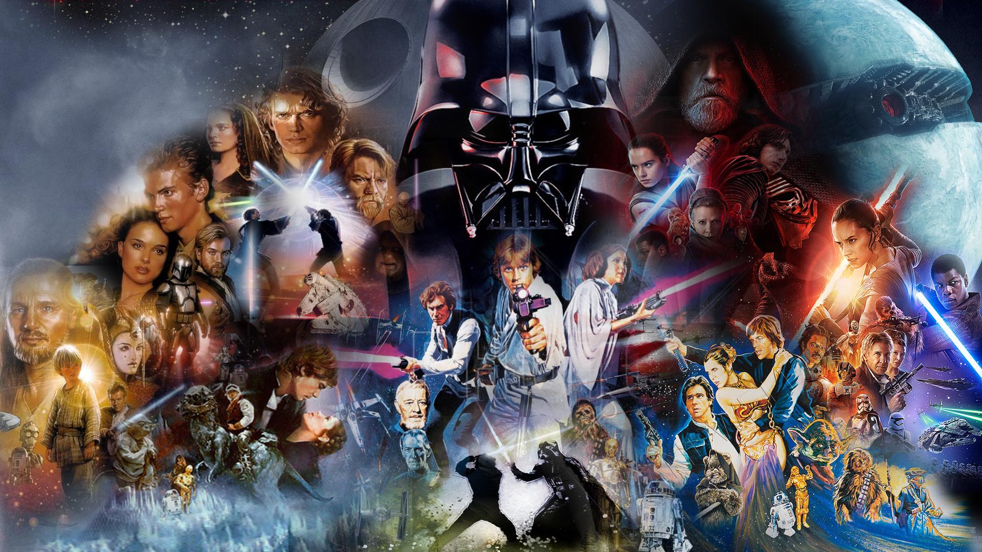 star wars: skywalker saga wallpaperthe-dark-mamba-995